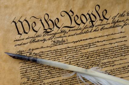 U.S. Constitution (photo: saldef.org)