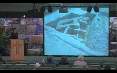 Rahab's house at Jericho