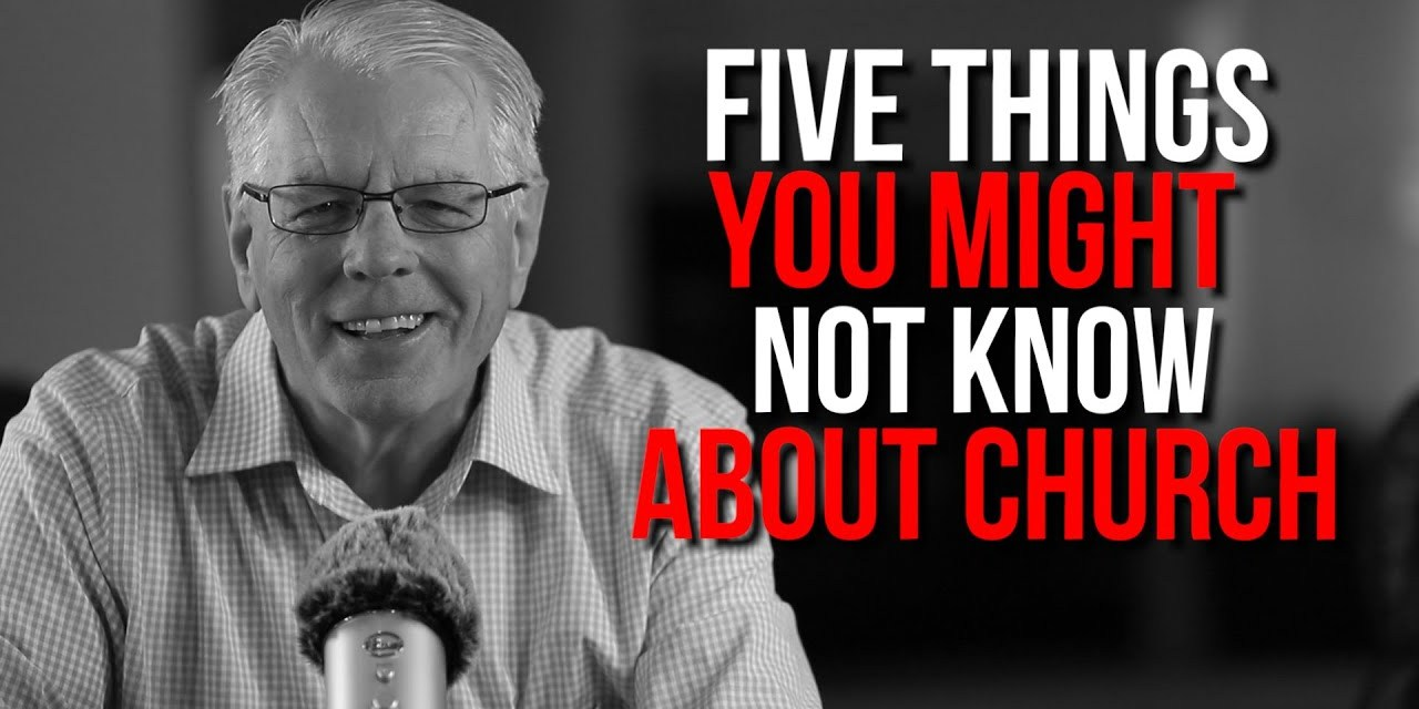 5 things you might not know about church