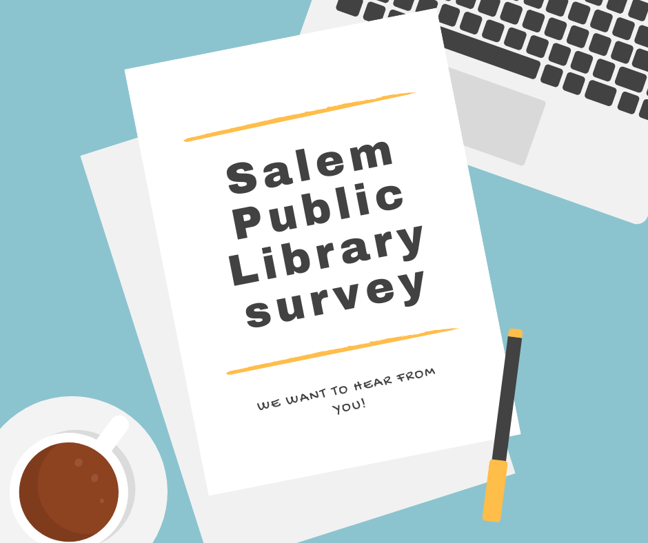 Salem Public Library survey
