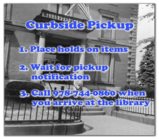 Curbside Pickup Instructions