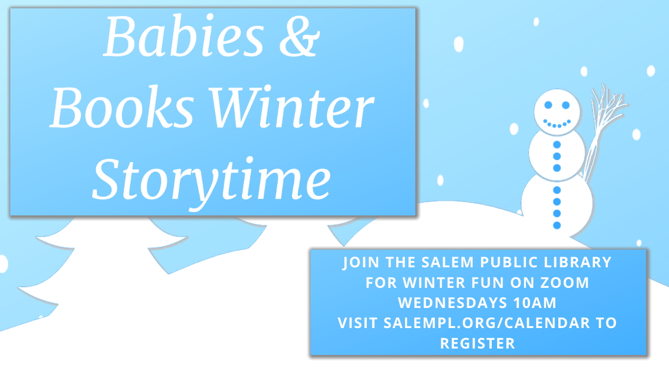Babies And Books Winter Storytime