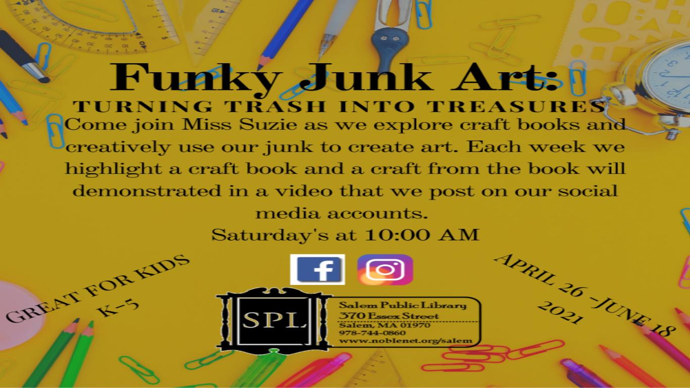 Funky Junk Art!