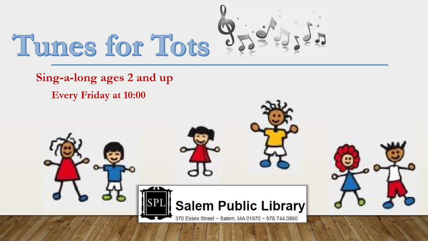 Tunes for Tots!