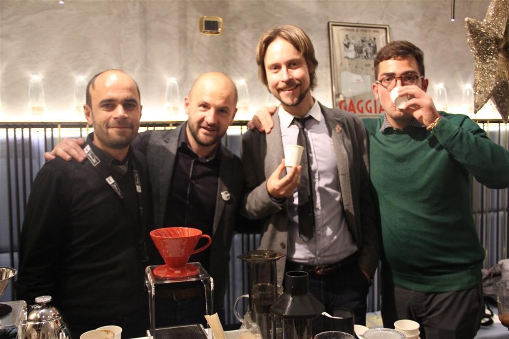 Per la prima volta a Lecce 'Io bevo caffè di qualità', un evento esclusivo promosso da Quarta Caffè