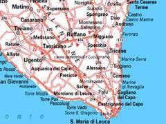 Ancora scosse di terremoto nel Salento,la terra trema nel  territorio di Tricase,Ugento,Gagliano del capo