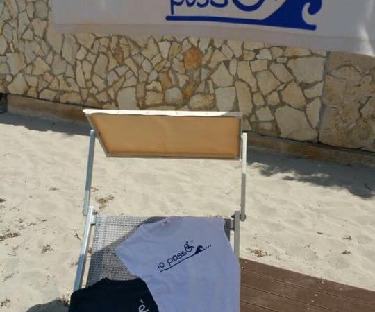 """""""Io posso"""" il progetto di accessibilità a mare, sarà inaugurato oggi a San Foca"""