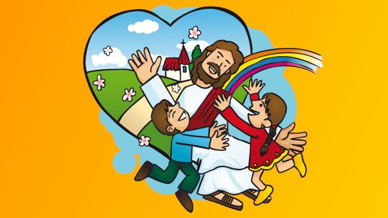 A Vernole il catechismo si fa con  i video-incontri per bambini
