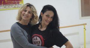 Vera Giannetto e Andreina Caracciolo