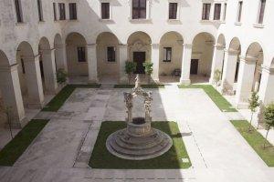 Chiostro Museo Diocesano d'Arte Sacra
