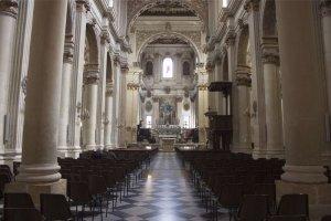 Duomo Lecce - interno