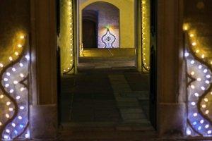 Luminarie Castello