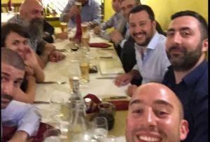 matteo-salvini-cena-casapound-2015