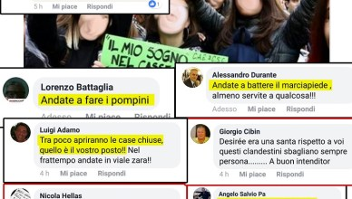 no salvini day - studentesse gogna mediatica fine di desirée - Coordinamento Dei Collettivi Studenteschi