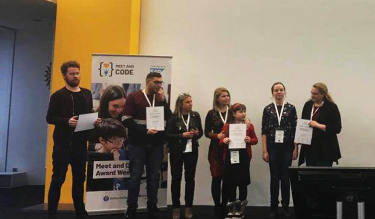meet and code awards - sap 1