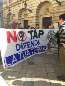 no tap - difendi la tua terra