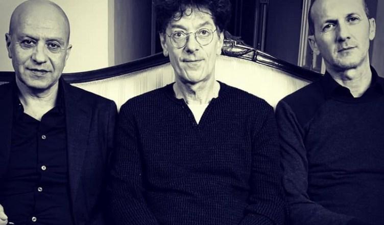 Radiodervish Nabil Bey Michele Lobaccaro con Massimo Zamboni