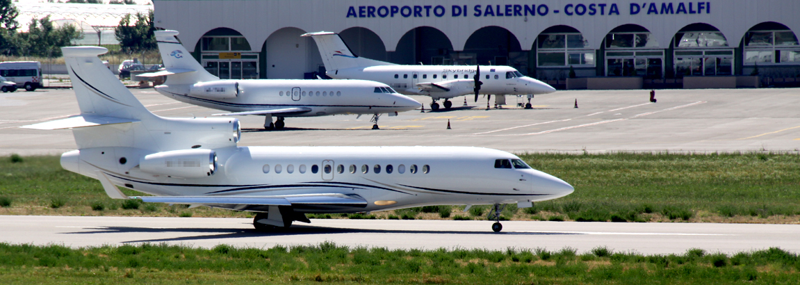 Voli da Salerno
