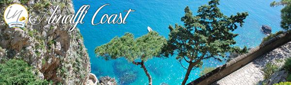 AMALFI COAST Costiera Amalfitana Salerno Incoming