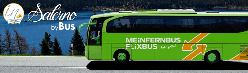 Salerno by Bus Flixbus