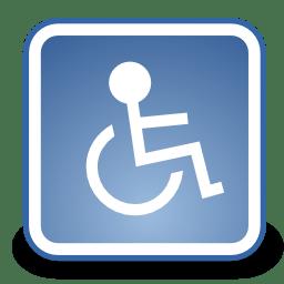 struttura accessibile ai DISABILI