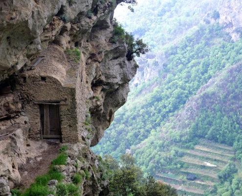 il sentiero degli dei - hiking costiera amalfitana case rurali