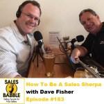 David Fisher Sales Babble