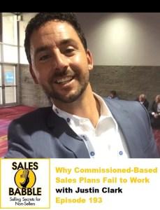 Justin Clark Sales Babble