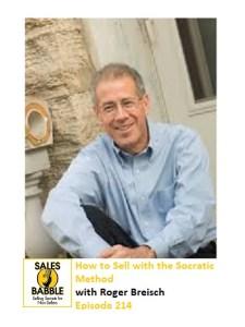 Sales Babble Roger Breisch