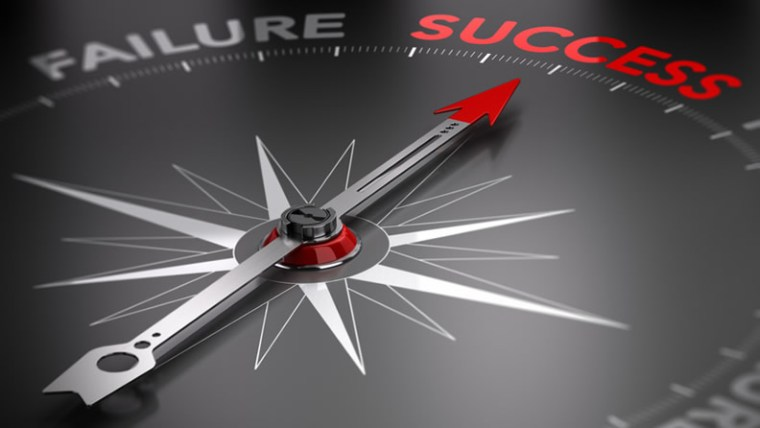 Sales Consulting Failure and Success Compass