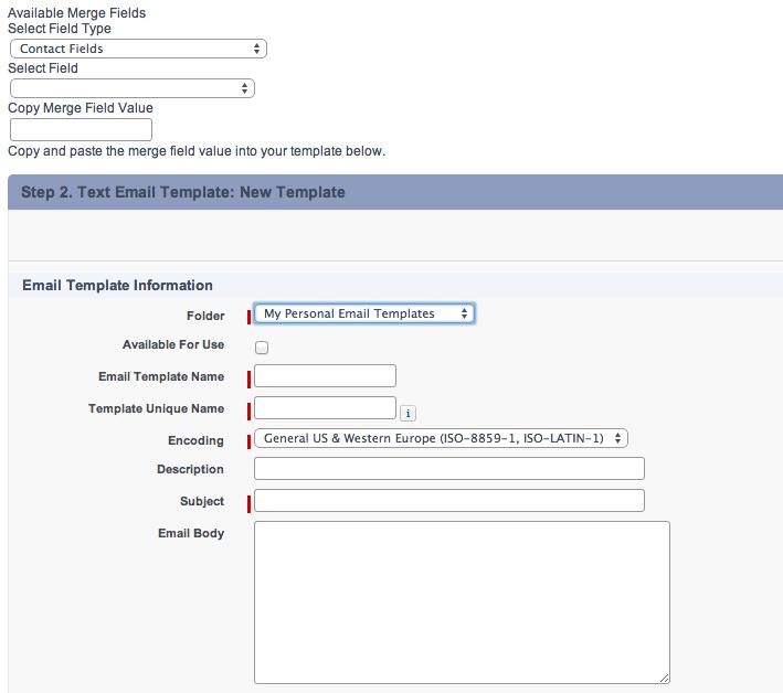 Creating email templates salesforce ben screen shot 2014 07 29 at 172006 maxwellsz