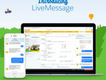 Service Cloud LiveMessage
