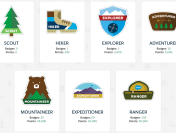 Earn Trailhead Badges, Win Prizes!
