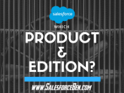 Getting Started with Salesforce: Which Product & Edition?