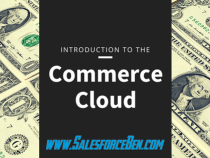 Introduction to the Salesforce Commerce Cloud