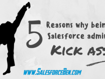 5 Reasons Why Being a Salesforce Admin is Kick Ass