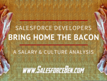 Salesforce Developers Bring Home the Bacon: A Salary & Culture Analysis