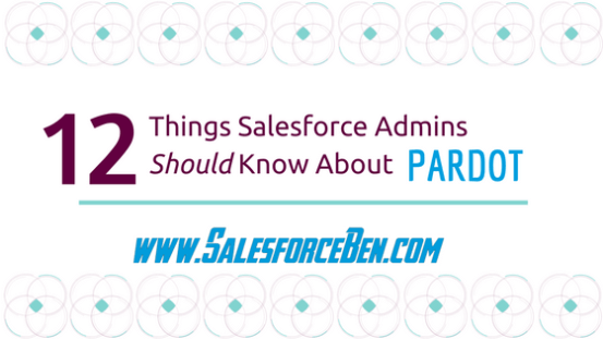 pardot is salesforces b2b marketing automation tool its been a keystone of the salesforce platform since 2013 when it joined the salesforce family