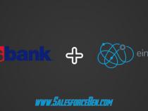 Salesforce Einstein to Power US Bank
