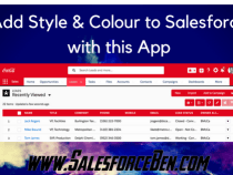 Add Style & Colour to Salesforce with this App