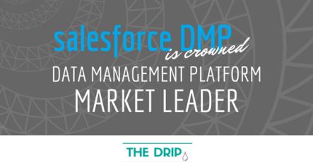 Salesforce DMP is crowned Data Management Platform Market Leader