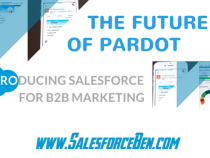 The Future of Pardot: Introducing Salesforce for B2B Marketing
