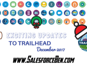 Exciting Updates to Trailhead – December 2017