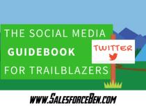 The Social Media Guidebooks for Trailblazers: Twitter