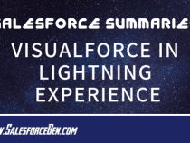 Salesforce Summary – Visualforce in Lightning Experience