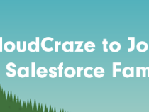 Salesforce Acquire CloudCraze!
