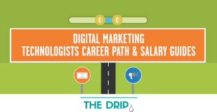 Marketing Technology Specialists Career Routes and Salary Benchmarks [Infographic]