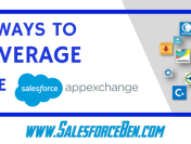 5 Best Ways to Leverage the Salesforce AppExchange