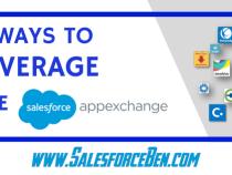 5 Best Ways to Leverage the Salesforce AppExchange