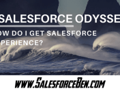 How do I get Salesforce Experience?